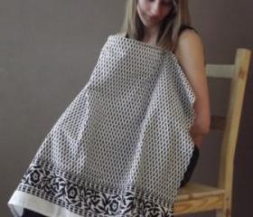 UCHI NEW LOOK BREASTFEEDING COVER: EXTRA LARGE DELUXE
